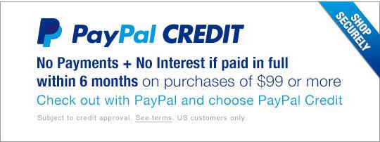 Paypal Dental Credit Ad Large